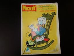 """Le Journal De Mickey Nouvelle Série 1972 N° 1029 """" Mickey Et Dingo Dans Le Monstre De L'océan """" 39 Pages - Books, Magazines, Comics"""