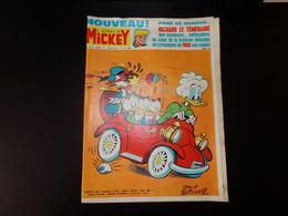 """Le Journal De Mickey Nouvelle Série 1972 N° 1056 """" Richard Le Téméraire """" 39 Pages - Books, Magazines, Comics"""