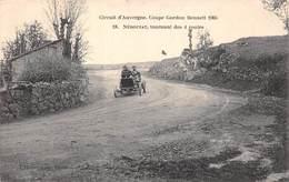 Circuit D'Auvergne - Coupe Gordon Bennett 1905 - Nébouzat Tournant Des 4 Routes (63) - Francia