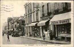 92 - CLAMART - Rue De Paris - Boucherie Julien Damoy - Clamart