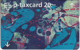 SUISSE - PHONE CARD - TAXCARD-PRIVÉE - V ***  MUTIMEDIA *** - Switzerland