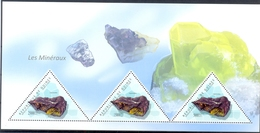 GUINEE REP  (AFR 256) - Minéraux