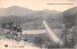 Collection Du Circuit D'Auvergne - Coupe Gordon Bennett 1905 - Le Col De La Nugère (63) - Francia