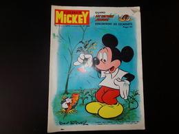 """Le Journal De Mickey Nouvelle Série 1972 N° 1039 """" Quand Les Castors Juniors Rencontrent Les Escargots """" 39 Pages - Books, Magazines, Comics"""