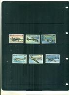 BELIZE 50 BATAILLE D'ANGLETERRE  6 VAL OBLITERES A PARTIR DE 0.75 EUROS - Belize (1973-...)