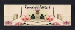 Marque Page.  Romance Sisters. - Bookmarks