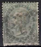 ITALY 1863 Victor Emmanuel II 5c Used - 1861-78 Vittorio Emanuele II