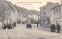 Circuit D'Auvergne - Coupe Gordon Bennett 1905 - Pontaumur (63) - Otros Municipios