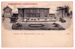 1129 - Beauchamps ( S. Et O. ) - Parfumerie Germandrée  ( Usine De Beauchamps ) - Beauchamp