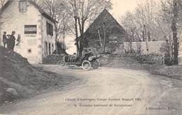 Circuit D'Auvergne - Coupe Gordon Bennett 1905 - Premier Tournant De Rochefort (63) - Altri Comuni
