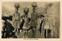 Zambie Rhodesia - Going For Water Rhodesia - Zambia