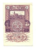 1920 - Austria - Weinzierl Notgeld N21, - Austria