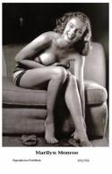 MARILYN MONROE - Film Star Pin Up PHOTO POSTCARD- Publisher Swiftsure 2000 (201/331) - Non Classés