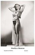 MARILYN MONROE - Film Star Pin Up PHOTO POSTCARD- Publisher Swiftsure 2000 (201/647) - Postcards