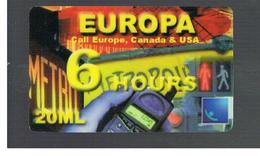 ITALIA (ITALY) - REMOTE -  EUROPA 20.000, 6 HOURS  -          - USED - RIF. 10940 - Italy