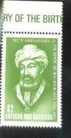 MNH ANTIGUA #860 : STAMP MAIMONIDES RAMBAM - Antigua And Barbuda (1981-...)