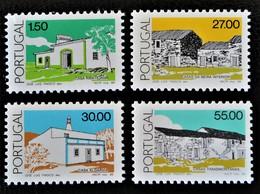 COURANTS 1988 - NEUFS ** - YT 1725/28 - MI 1748/51 - 1910 - ... Repubblica