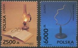 Polonia 3279/3280 ** MNH. 1994 - Ungebraucht