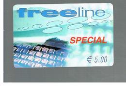 ITALIA (ITALY) - REMOTE - FREELINE  -  KEYBOARD     - USED - RIF. 10943 - Italy
