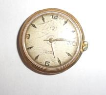 Cadran De Montre Ancienne - 18 Rubis - Homme - Watches: Old