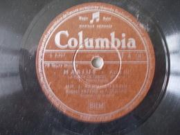 78T - Marius Acte III Par Raimu Charpin Vattier Dullac - 78 Rpm - Gramophone Records