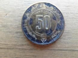 Algerie  50  Centimes  1980  Km 111 - Algeria