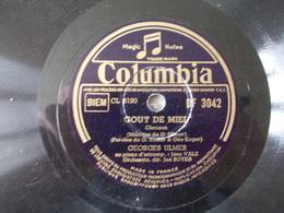78T - J'ai Bu Et Gout De Miel Par Georges Ulmer - 78 Rpm - Gramophone Records