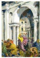 Vicenza 2006 - Festival Biblico - Acquerello Di Toni Vedù  - - Manifestazioni