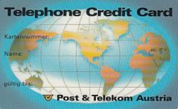 ÖSTERREICH-Telephone Credit Card - Austria