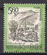 Österreich  (1982)  Mi.Nr.  1711  Gest. / Used  (2el10) - 1981-90 Oblitérés
