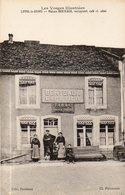 CPA - LIFFOL-le-GRAND (88) - Aspect Du Café-Restaurant Berteauxau Début Du Siècle - Liffol Le Grand