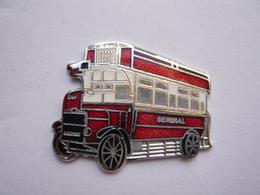 Pins Bus Anglais Neuf - Transportation