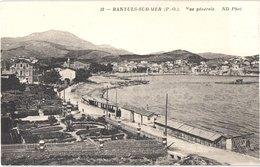 FR66 BANYULS SUR MER - Nd 32 - Vue Générale - Belle - Banyuls Sur Mer