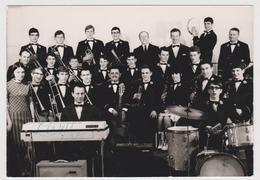 PONTARLIER - Harmonie Municipale Orchestre Des Cadets - Photo Stainacre / Musique / Music / Musicien / Musiciens - Pontarlier