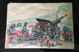 Esch Alzette Kreissparkasse WW2 - Postcards