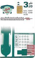 Telefonautomat - Jordan