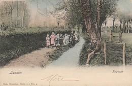 Landen ,  Paysage ,Nels , Série 113 , N° 4 ; Colorisée - Landen