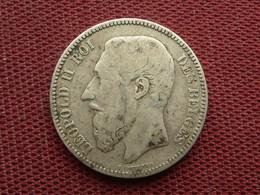 BELGIQUE Monnaie De 2 Frs 1867 Bel état - 1865-1909: Leopold II