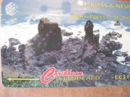 Télécarte Saint Kit Et Nevis - Saint Kitts & Nevis