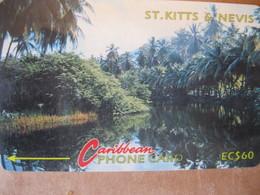 Télécarte Saint Kitt Et Nevis - St. Kitts & Nevis
