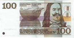 De Nederlandsche Bank. Honderd Gulden. 100 Gulden. 14 Mei 1970 - [2] 1815-… : Kingdom Of The Netherlands