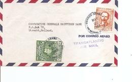 Salvador ( Lettre Par Avion De 1963 De SanSalvador Vers Les Pays-Bas à Voir) - El Salvador