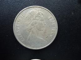 FIDJI : 20 CENTS  1969  KM 31   SUP - Fiji
