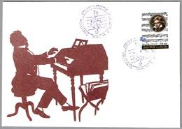 Compositor LUDWIG VAN BEETHOVEN. SPD/FDC 1994 - Música