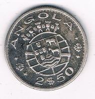 2,5 ESCUDOS 1969 MOZAMBIQUE /2219G/ - Angola