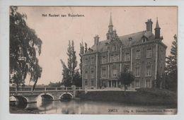 Belgique-België CP Het Kasteel Van Vosselare(Nevele) Gebruikt 1572 - Nevele