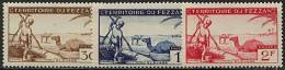 Fezzan, N° 56 à N° 67** Y Et T - Fezzan (1943-1951)