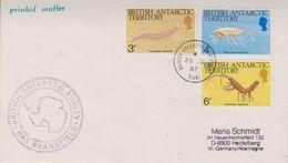 British Antarctic Territory 1987 Signy RRS Bransfield Ca 28 Ja 87 Signy (38405) - Brits Antarctisch Territorium  (BAT)
