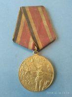 MEDAGLIE RUSSIA  1945/75 30 ANNI FINE GUERRA N. 1 - Rusia