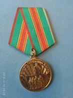 MEDAGLIE RUSSIA  N. 2 - Rusia